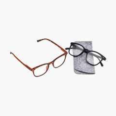Læsebriller, 2-pak