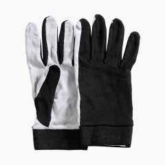 Nylon/Microfibre Work Gloves