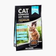 Premium Cat Food, 3.5 kg