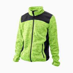 Knitted Fleece Jacket, HV