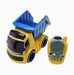 IR Builder Truck